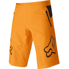Fox Defend Cycling Shorts Men orange
